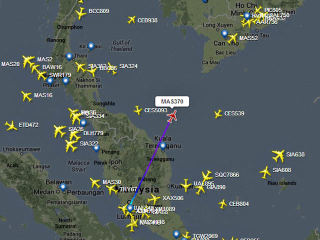 air-journal_Malaysia-Airlines-MH370@Flightradar