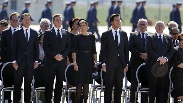 MH 17 Bilderberg bijeenkomst