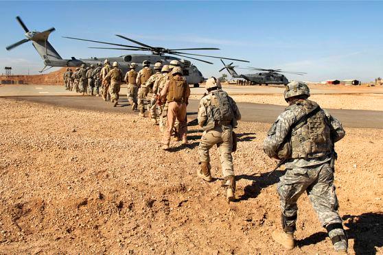 Miitairen Irak 2-09-2015